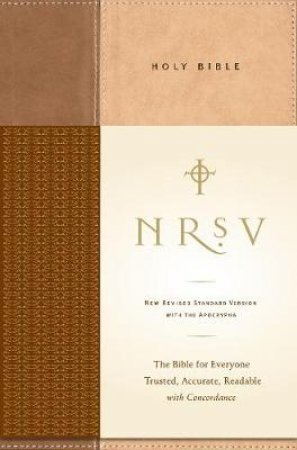 NRSV Holy Bible With Apocrypha by Unknown