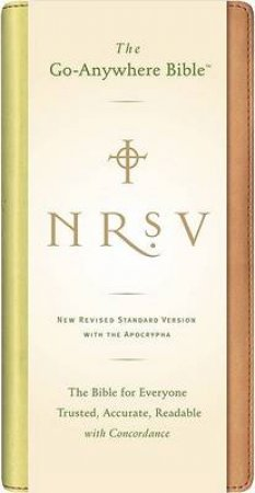 NRSV Go Anywhere Holy Bible With Apocrypha by Unknown