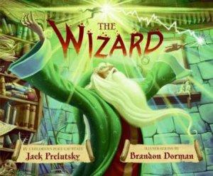 Wizard by Jack Prelutsky