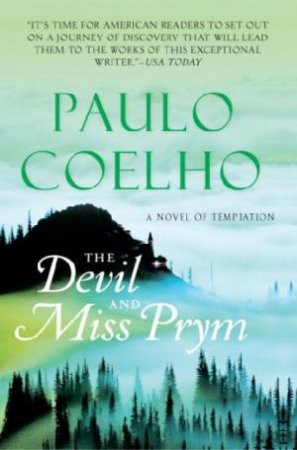 The Devil And Miss Prym - Large Print by Paulo Coelho