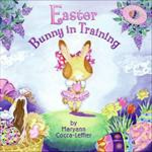 Easter Bunny in Training by Maryann Cocca-Leffler