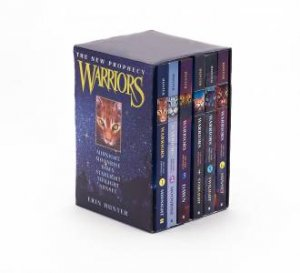 Warriors: The New Prophecy Box Set Volumes 1 to 6 by Erin Hunter