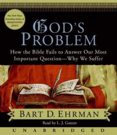 God's Problem Unabridged 8/600 by Bart Ehrman