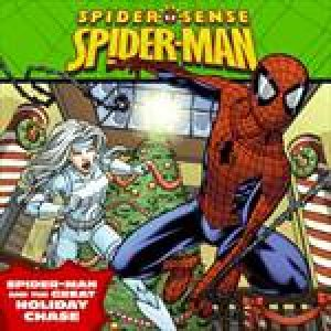 Spider Man and the Great Holiday Chase by Michael Teitelbaum
