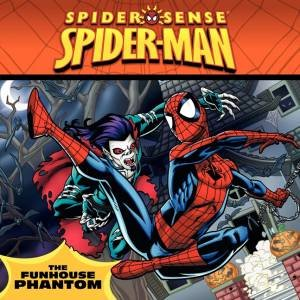 Spider-Man: Funhouse Phantom by Andy Ball & MADA Design Inc.