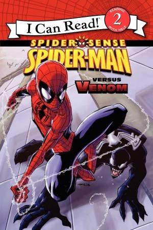 Spider-Man: Spider-Man Versus Venom by John Sazaklis