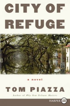 City Of Refuge Large Print by Tom Piazza