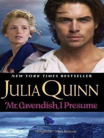 Mr. Cavendish, I Presume Large Print by Julia Quinn