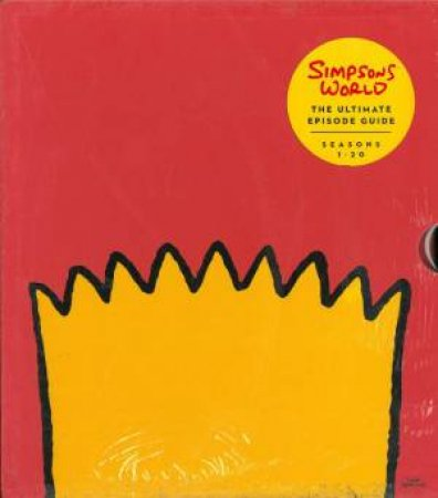 Simpsons World: the Ultimate Episode Guide: Seasons 1 - 20 by Matt Groening