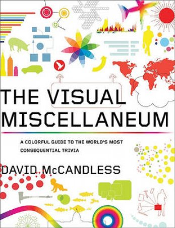Visual Miscellaneum: A Colorful Guide to the World's Most Consequential Trivia by David McCandless