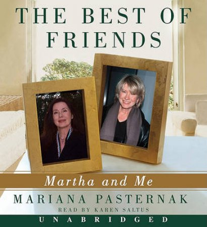 Best of Friends Unabridged CD by Mariana Pasternak