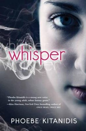 Whisper by Phoebe Kitanidis