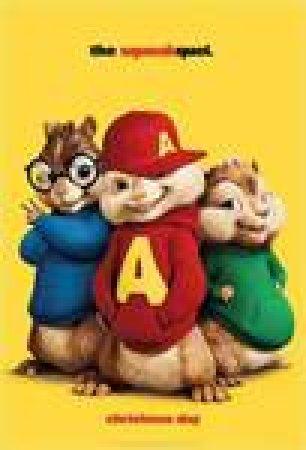 Alvin and The Chipmmunks: The Squeakuel: The Junior Novel by Perdita Finn