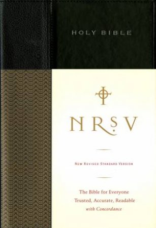 NRSV Standard Bible (Black) by Various