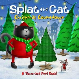 Splat the Cat: Christmas Countdown by Rob Scotton