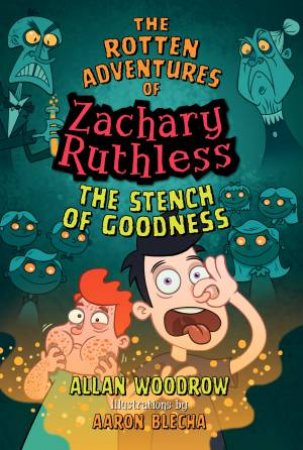 The Stench of Goodness by Allan Woodrow