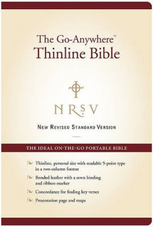 NRSV: The Go-Anywhere Thinline Bible by Various