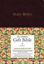 Holy Bible Catholic Gift Bible NRSV Black