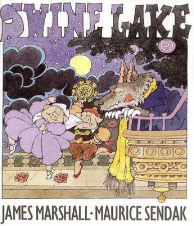 Swine Lake by J Marshall & M Sendak