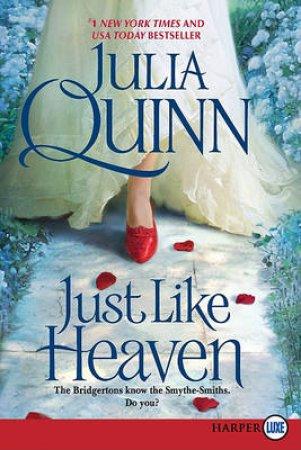 Just Like Heaven LP by Julia Quinn
