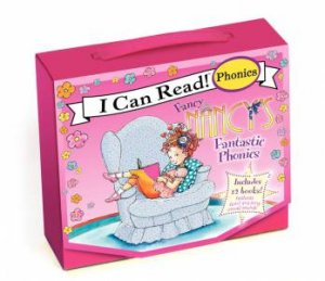 Fancy Nancy's Fantastic Phonics by Jane O'Connor