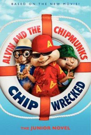 Chipwrecked: The Junior Novel by Perdita Finn