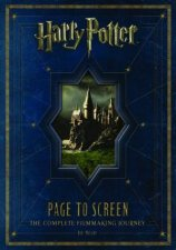 Harry Potter Page to Screen The Complete Filmmaking Journey