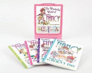 Fancy Nancy: The Wonderful World of Fancy Nancy by Jane O'Connor