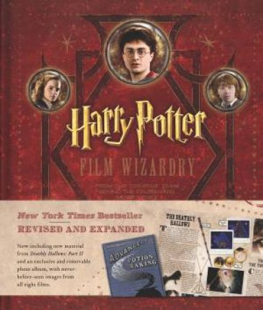 Harry Potter Film Wizardry - Revised and Updated by Brian Sibley