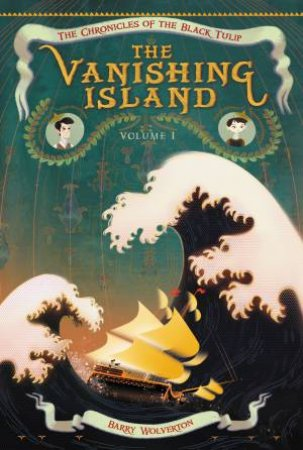The Vanishing Island by Barry Wolverton & Dave Stevenson