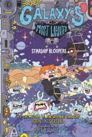 Starship Bloopers by John Kloepfer