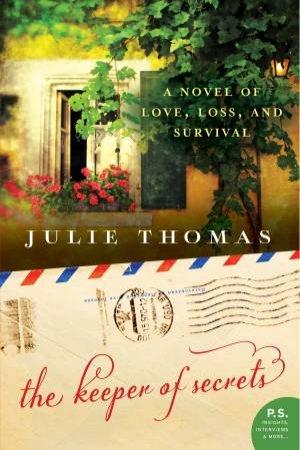 The Keeper of Secrets: A Novel by Julie Thomas
