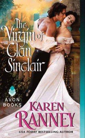 The Virgin Of Clan Sinclair by Karen Ranney