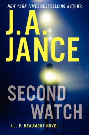 Second Watch (Large Print) by J. A. Jance
