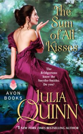 The Sum of All Kisses (Large Print) by Julia Quinn