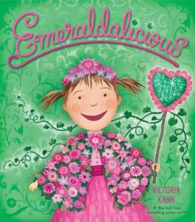 Emeraldalicious by Victoria Kann