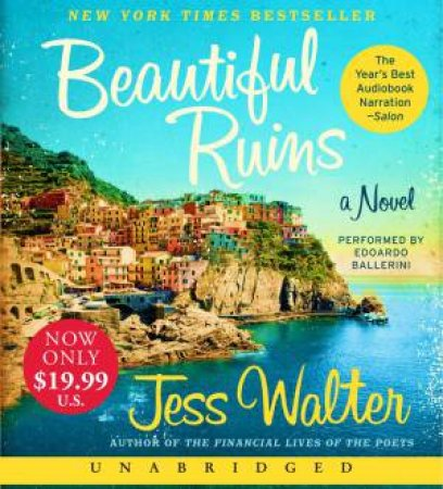 Beautiful Ruins Unabridged CD by Jess Walter