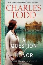 A Question of Honour Large Print