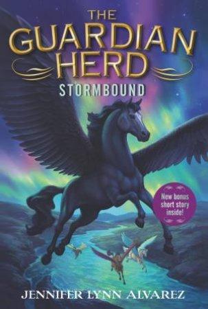 Stormbound by Jennifer Lynn Alvarez