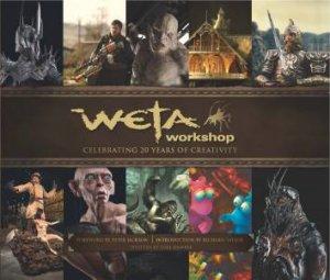 Weta Workshop: Celebrating 20 Years of Creativity by Various