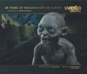Weta Digital: 20 Years of Imagination on Screen by Various