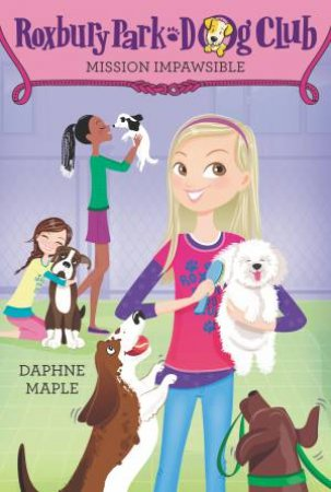 Mission Impawsible by Daphne Maple & Annabelle Metayer