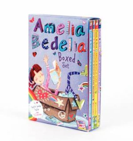 Amelia Bedelia Chapter Books Boxed Set by Herman Parish