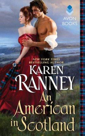 An American in Scotland by Karen Ranney