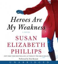 Heroes are My Weakness Unabridged CD