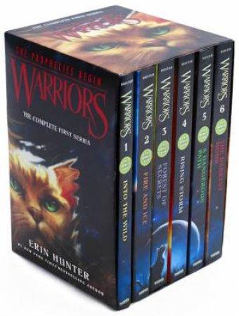 Warriors Box Set: Volumes 1 to 6