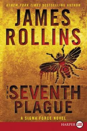 The Seventh Plague [Large Print]