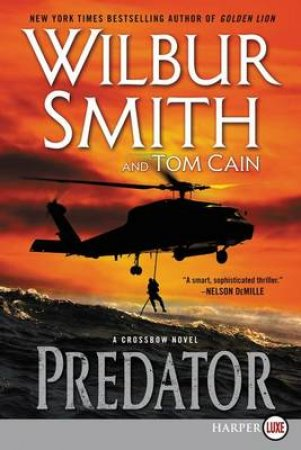 Predator: A Novel of Adventure [Large Print] by Wilbur Smith