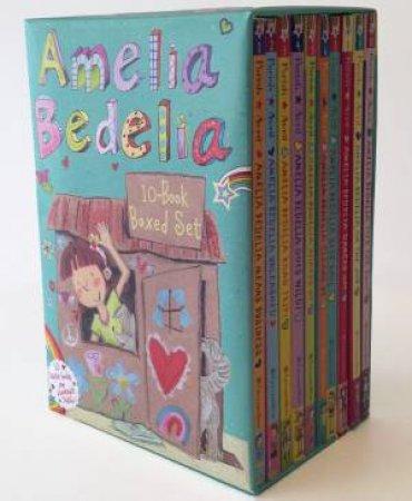 Amelia Bedelia Box Set by Herman Parish & Lynne Avril