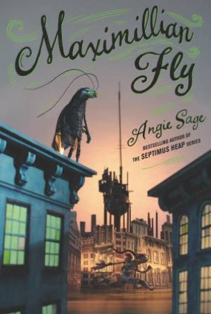 Maximillian Fly by Angie Sage